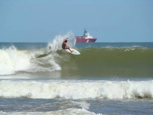 8 Days Affordable Surf Camp Brazil