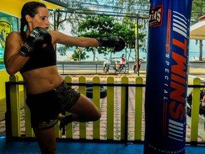 1 Month Train Muay Thai in Thailand