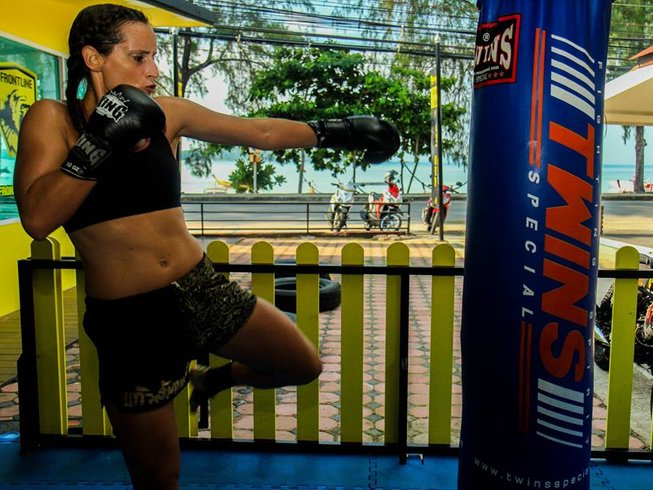1 Month Train Muay Thai in Thailand