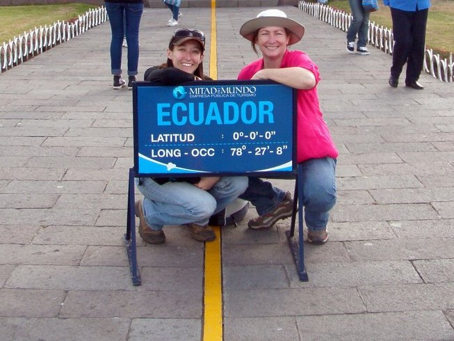 11 Days Yoga and Adventure in the Andes, Ecuador