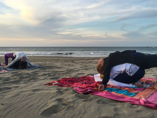 4 Days Surf and Yoga Retreat in Northern Peru