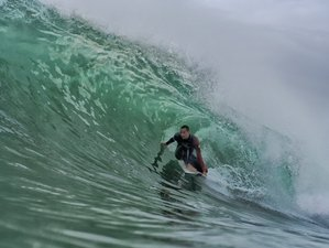 8 Days Fluidity Yoga and Surf Camp in Beira, Portugal