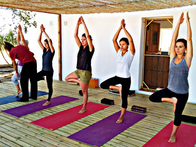8 Days Culinary Vacation and Yoga Retreat in Spain