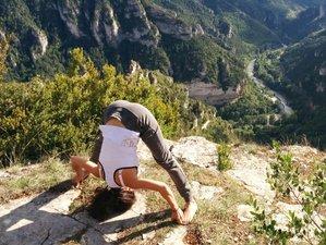 4 jours en stage de yoga ashtanga et Mysore en pays du Gévaudan, France