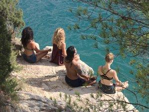 4 jours en séjour de yoga et méditation avec espace de coworking dans la nature en Provence