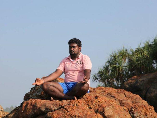 7 días retiro de yoga, meditación y tratamiento ayurvédico en Galle, Sri Lanka