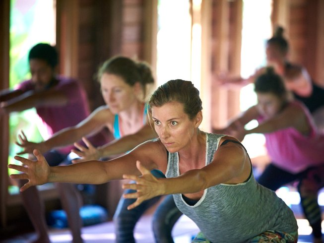 """8 Days """"Me Myself and I"""" Yoga Detox Course for Women in Thailand"""