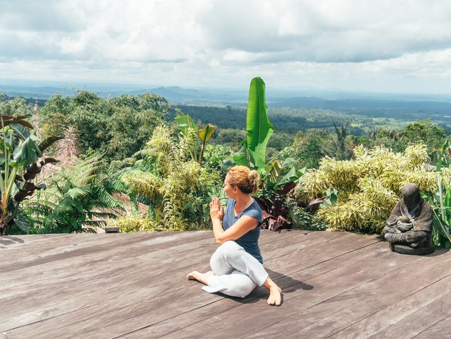 4 Days Nutritious Life Detox, Meditation, and Yoga Retreat in Tabanan, Bali