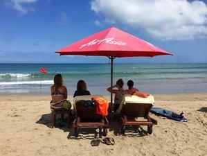 5 Tage Indonesischer Surf und Yoga Urlaub für Jedermann in Canggu, Bali