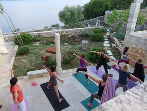 8 Tage Lighthouse Yoga Urlaub in Kroatien