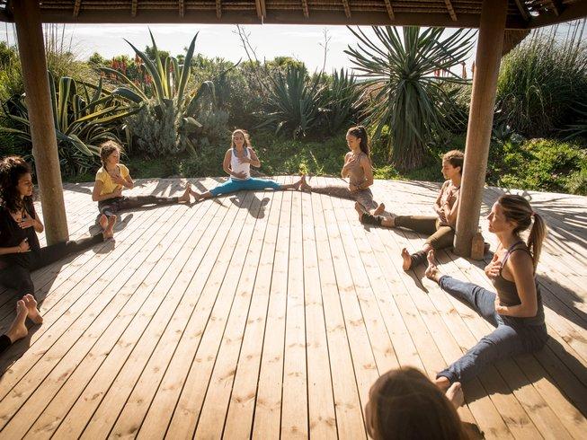 7 días de audioterapia y retiro de yoga en Portugal