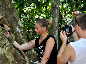 4 Day Exciting Wildlife Tour in Tambopata National Reserve, Madre de Dios Region