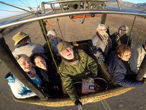 2 Days Entabeni Balloon Safari in South Africa