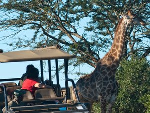 3 Days Safari in Hluhluwe-iMfolozi Park, South Africa