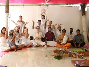 5 Day Blissful Yoga and Meditation Holiday in South Goa