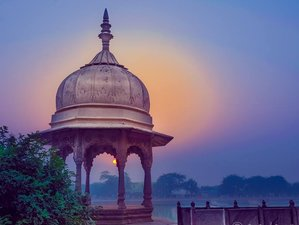 15 Days Bhakti Yoga Retreat, India