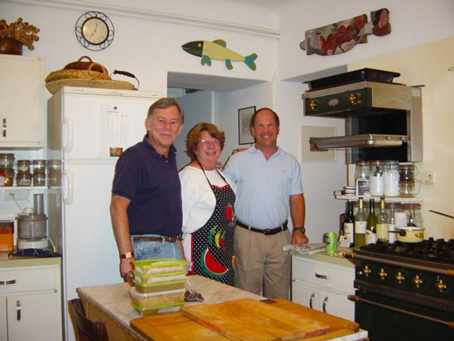 8 Days Provence Cooking Holiday with Sarah Brown