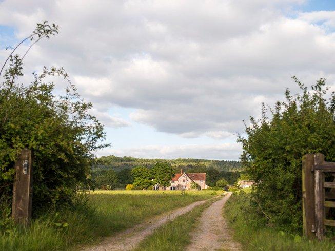 3-Daagse Creative Schrijf en Yoga Retraite in Somerset, VK