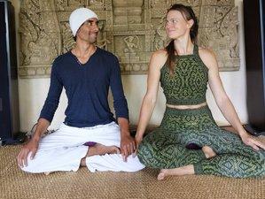 5 jours en stage de yoga vinyasa, kundalini, méditation et relaxation à Soudorgues, Cévennes