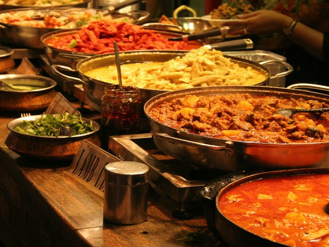 15 Days Cooking Holidays in India