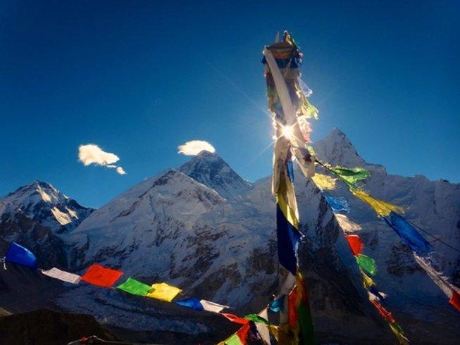 20 Days Spirit of Nepal Yoga Retreat