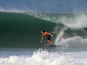 6 Days Tow-In Surf Camp Mexico