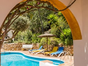 7 Nights Relaxing Meditation, Yoga, and Walking Retreat in Competa, Andalusia, Spain