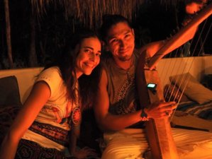 6 Day 2 Ayahuasca and 3 Optional Kambo Ceremonies Retreat in Cancun, Quintana Roo