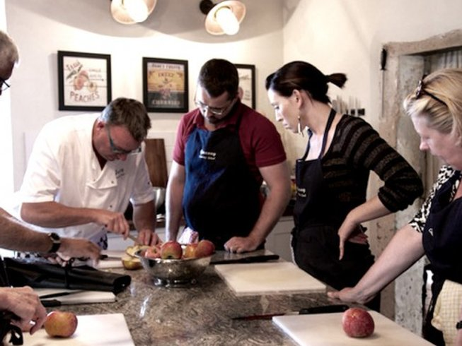 4 Days French Cooking Course in Gascony, France