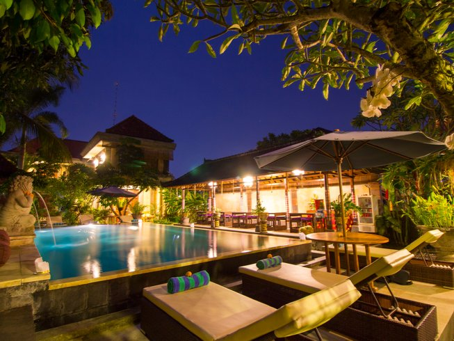 7 Days Rejuvenate Yoga Holiday in Bali, Indonesia