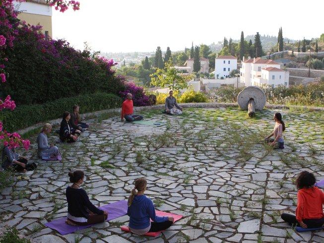 6 días retiro de yoga y detox en Spetses, Grecia