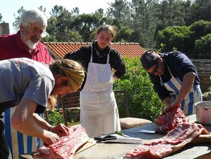 4 Days Butchery Courses Cooking Workshops in Portugal