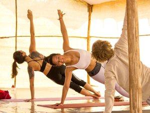 23 Days 200-Hour Yoga  Hatha and Ashtanga  Teacher training Course in Varanasi, India