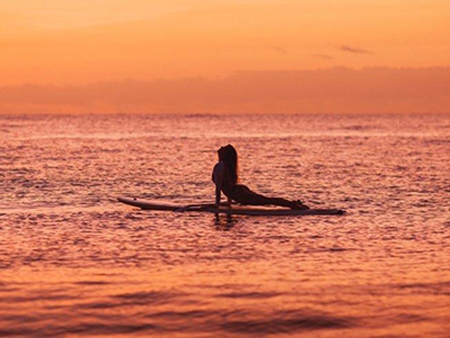 8 días retiro de yoga frente al mar en Tulum, México