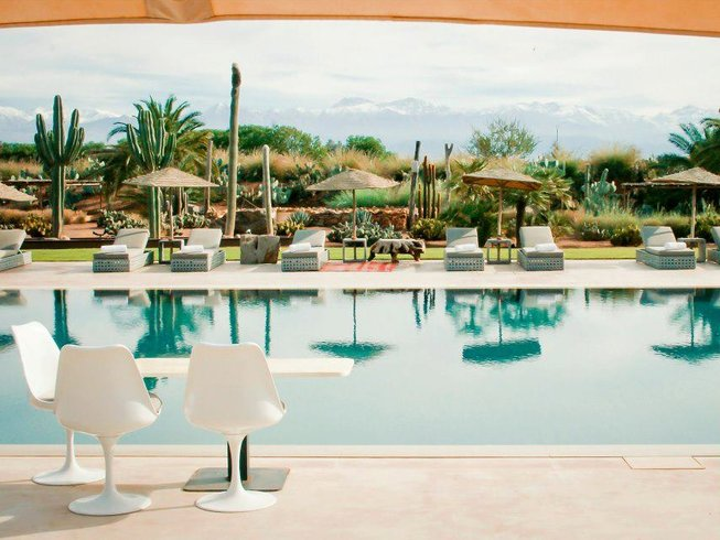 7 Days Magical Marrakech Yoga Retreat in Morocco