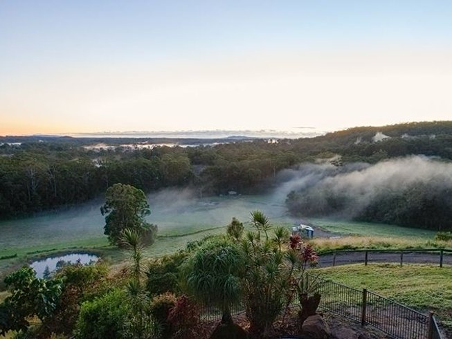 3 Day Weekend Eco Yoga Retreat in the Noosa Hinterland Queensland, Australia