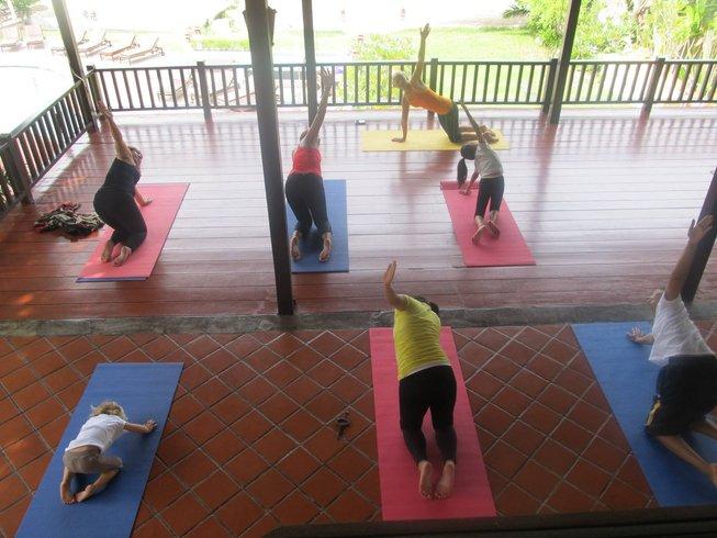 14 Tage Ausruhen und Entspannen Yoga Urlaub auf Koh Samui, Thailand
