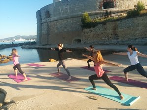 4 jours en stage de yoga en Provence, France