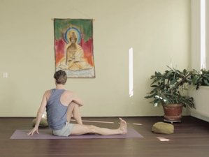 2 Days Winter New Years Nude Yoga and Tantra Massage Retreat for Men in Amsterdam, The Netherlands