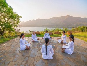 10 Day Meditation and Yoga Holiday with Ayurvedic Treatment in Mulshi