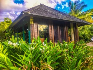 10 Days Cleansing and Sound Healing Transformational Health Retreat in lush Hawaii