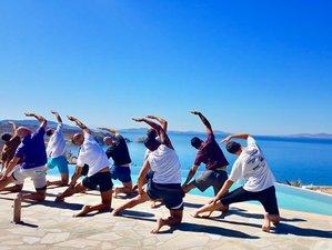 8-Daagse Spirituele Yoga Retreat voor Mannen in Zipolite, Mexico
