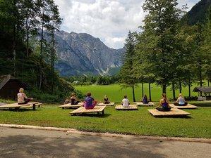 5 Day Autumn Yoga Retreat with Anja Jetter in Solčava, Slovenia