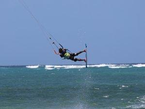 8 Days Beginner Kite Surf Camp in Beautiful Zanzibar, Tanzania
