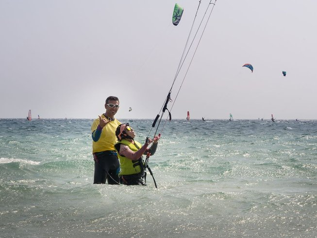 4 Days Breathtaking Kitesurf Camp Tarifa, Spain