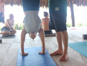 8 Days Family Nicaragua Yoga Retreat and Surf Camp