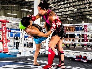 1 Week Martial Arts Training Camp Thailand