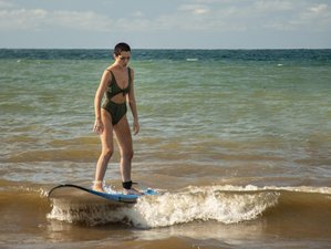 4 Day Surf Lessons for All Levels in Sayulita