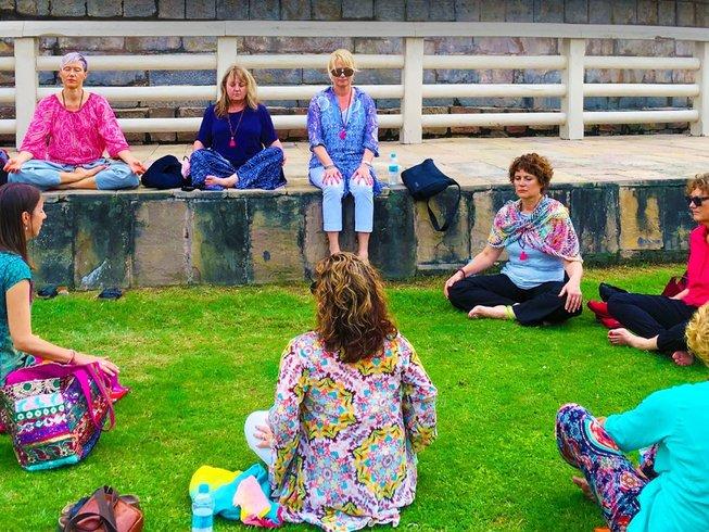 10-Daagse Yoga Retraite voor Vrouwen in Kerala, India
