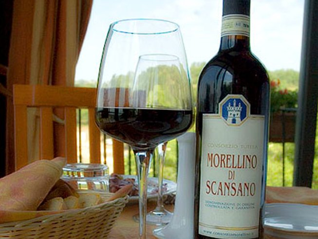 4 Days Cooking Holidays and Wine Tasting in Italy